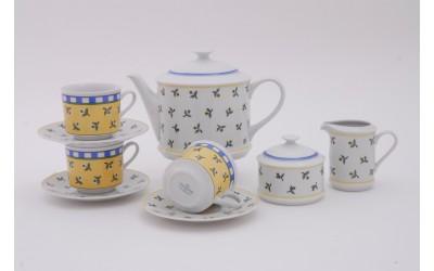 Сервиз чайный 15предм. 02160725-0317 Сабина Лесные ягоды, Leander