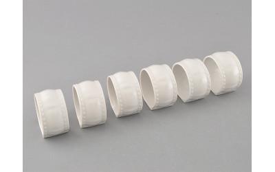 Набор колец для салфеток 6предм. 07164612-0000 Императорский, Leander