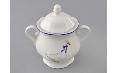 Чашка для меда 0,3л 03197612-0807 Гуси, Leander