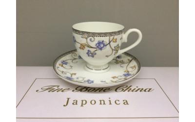 Набор чайных пар 6 шт. Грация JDYSQH-5, Japonica