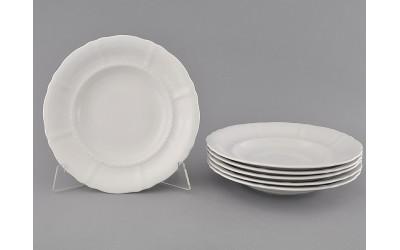 Набор тарелок глубоких 6шт 23см 07160213-0000 Императорский, Leander