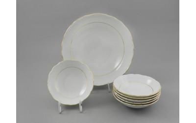 Набор салатников 7предм. 67161416-1139 Соната Отводка золото, Leander