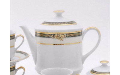 Чайник 0,40л 02120725-0711 Золотые фрукты, Leander