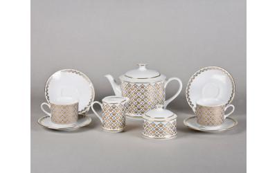 Сервиз чайный 15предм. 02160725-2328
