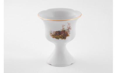 Чашка для яйца на ножке 03112425-0363 Мэри-Энн, Охота, Leander