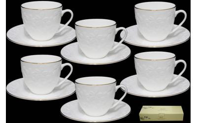 111-052 чайный набор 12пр. САКУРА