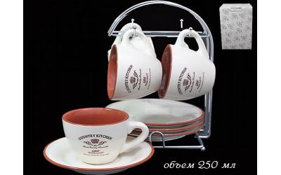 227-033 чайный набор из 9 пр. KITCHEN