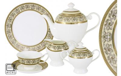 Чайный сервиз 21 предмет на 6 персон Престиж