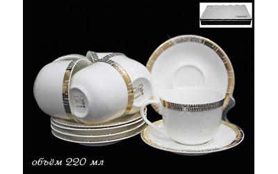 108-209 чайный набор 12предм GIVENCHI