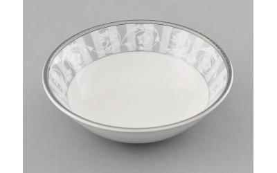 Салатник 16см 02111413-1013 Сабина Серый орнамент, Leander