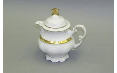 Чайник 0,35л 07120724-1239 Соната Золотая лента, слоновая кость, Leander