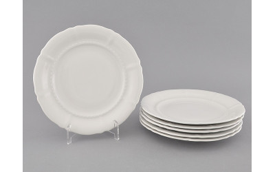 Набор тарелок десертных 6шт 19см 07160319-0000 Императорский, Leander
