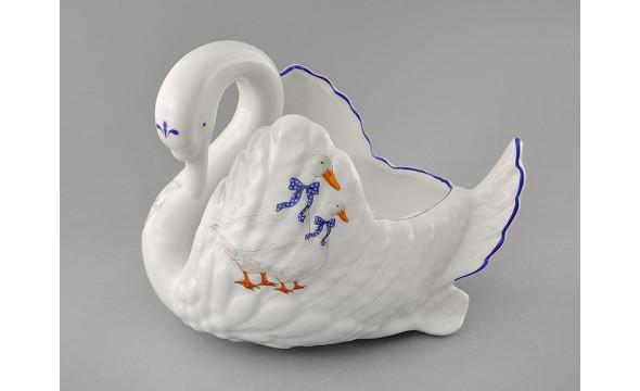 Лебедь конфетница 20118426-0807 Гуси, Leander