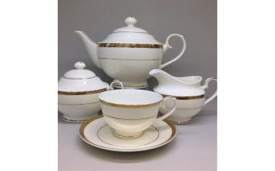 """Сервиз чайный 17 предметов на 6 персон """"Версаль"""", Japonica"""
