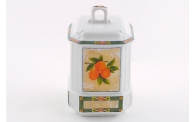 Перечница 20см 20120977-080H Мэри-Энн Фруктовый сад, Leander