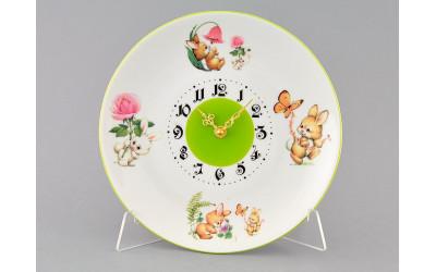 Часы настен. 24см 02190145-2195