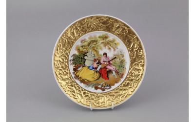 Тарелка декоративная подвесная 21 см 20111144-275D