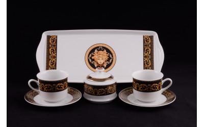 Подарочный набор чайный Тет-а-тет 02140715-172B Версаче, Leander
