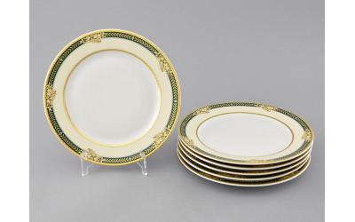 Набор тарелок десертных 6шт 19см 02160329-0711 Золотые фрукты, Leander