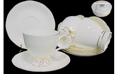 555-004 чайный набор 12пр.