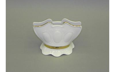 Подставка для салфеток 8,5см 07114621-1239 Соната Золотая лента, слоновая кость, Leander