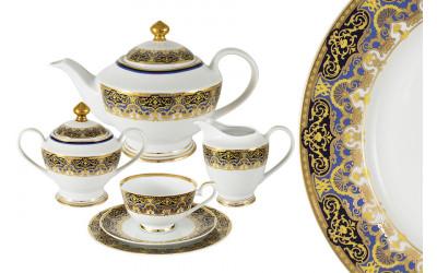 Чайный сервиз Шахерезада 23 предмета на 6 персон