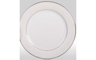 Набор тарелок закусоч 6шт Сер шелк PL-8008PLem-22