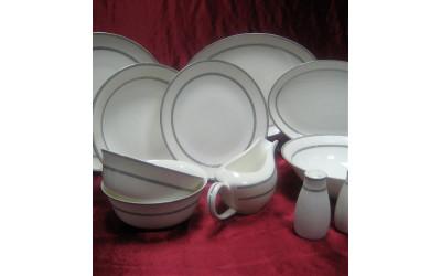 """Набор тарелок 18 предметов на 6 персон """"Парадиз"""" JDFES-2, Japonica"""