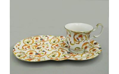 Сервиз чайный для завтрака из 2предм. 28120815-0793