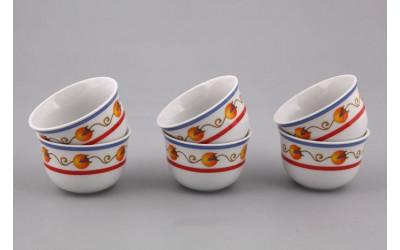 Набор чашек арабских 6шт. 0,10л 02160403-2410