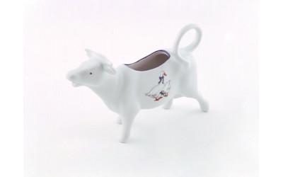 Сливочник-корова 0,07л 21110813-0807 Гуси, Leander