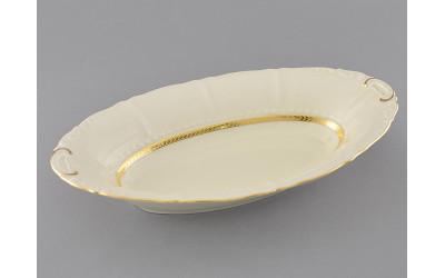 Корзина для хлеба 33,5см 07512816-1239 Соната Золотая лента, слоновая кость, Leander