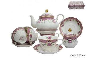 105-012 чайный сервиз 16пр