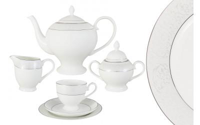 Чайный сервиз 21 предмет на 6 персон Мелисента