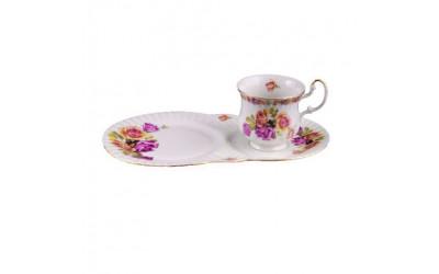 Сервиз чайный для завтрака из 2предм. 28120815-0758
