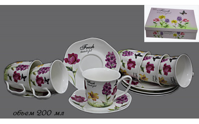 229-013 чайный набор 12предм