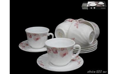 116-005 чайный набор 12пр. ОРХИДЕЯ