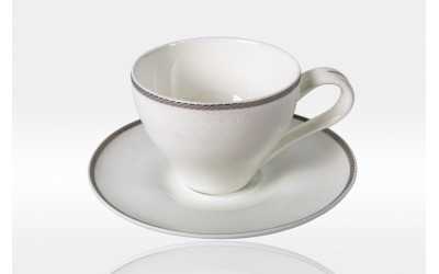 Набор чайных пар 6перс.12пред. Модерн JD61133-5