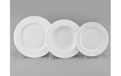Набор тарелок 18предм.с тарел.дес. 19см 02160129-2326