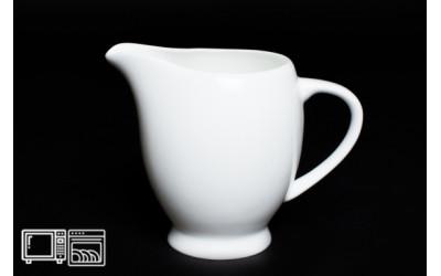 Молочник 10см Белый, костяной фарфор
