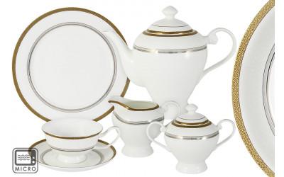 Чайный сервиз Очарование 21 предмет на 6 персон