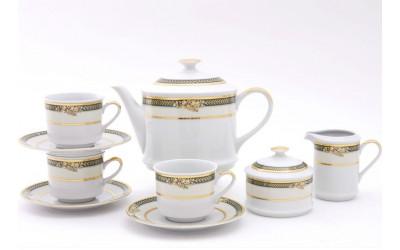 Сервиз чайный 15предм. 02160725-0711 Золотые фрукты, Leander