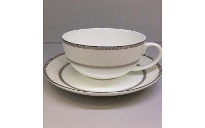 "Чашка с блюдцем 350 мл. ""Парадиз"" JDFES-8, Japonica"