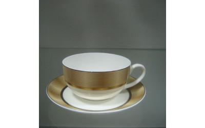 """Чашка с блюдцем 350 мл. """"Сафари"""" JDSSHT-8, Japonica"""