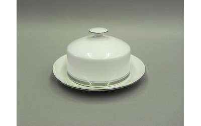 Масленка круглая 0,25кг 02122315-0011 Отводка платина, Leander