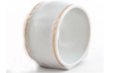 Кольцо для салфеток большое 07114612-1139 Соната Отводка золото, Leander