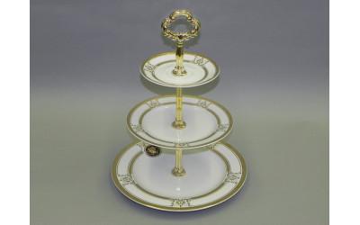 Горка 02196034-A126 Версаче золотая лента, Leander