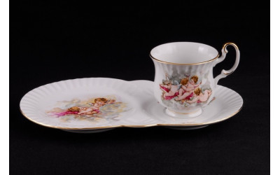 Сервиз чайный для завтрака из 2предм. 28120815-0774