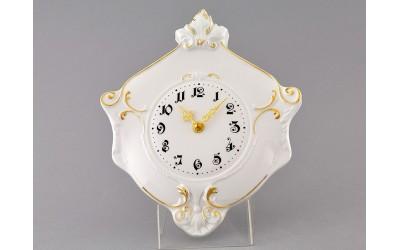 Часы настен. гербовые 27см 20198125-1139 Соната Отводка золото, Leander