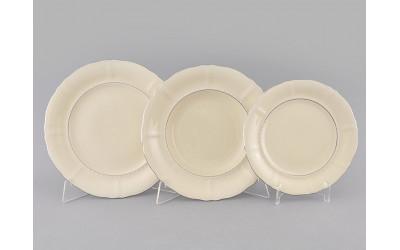 Набор тарелок 18предм.с тарел.дес. 19см 07560119-1138
